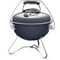 Weber Smokey Joe Premium Slate Charcoal BBQ