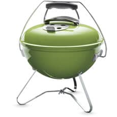 Weber� Smokey Joe� Premium Spring Green Charcoal BBQ