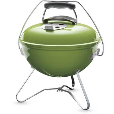 Weber® Smokey Joe™ Premium Spring Green Charcoal