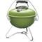 Weber® Smokey Joe™ Premium Spring Green Charcoal 1