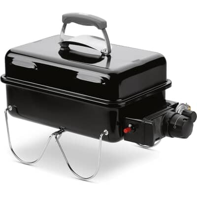 Weber® Go-Anywhere™ Gas BBQ Black