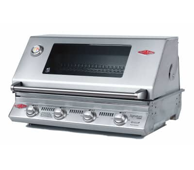BeefEater Signature S3000S 4 Burner Cast Iron Cook Pack
