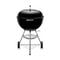 Weber® Original Classic Kettle™ 57cm Black Charcoal BBQ 8