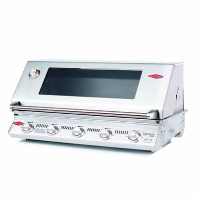 BeefEater Signature S3000S 5 Burner Stainless Steel Cook Pack