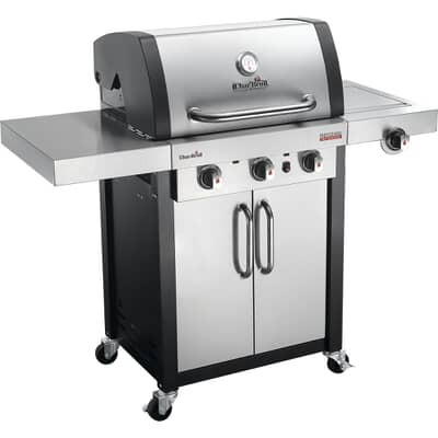 Char-Broil Professional 3400 Steel Gas BBQ