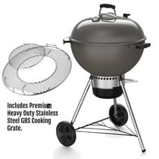 Weber� Master-Touch� GBS SE C-5755 Smoke - 57 cm