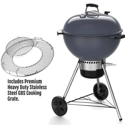 Weber® Master-Touch® GBS SE C-5755 Slate - 57 cm