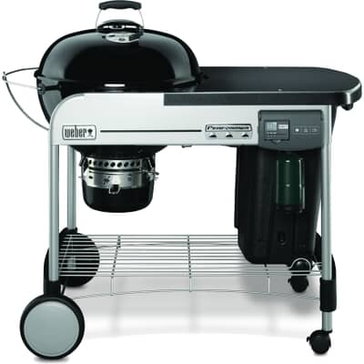 Weber® Performer Deluxe GBS Charcoal BBQ - 57 cm