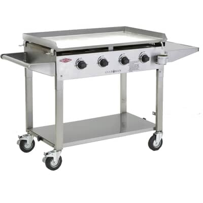 BeefEater Clubman 4 Burner - Stainless Steel