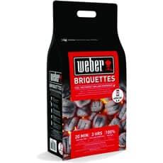 Weber� Briquettes 4kg