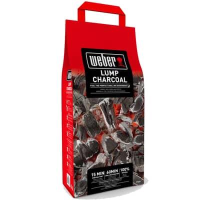 Weber® Lumpwood Charcoal - 5kg