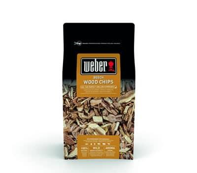 Weber� Beech Wood Chips - 0.7kg