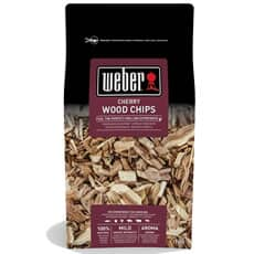 Weber® Cherry Wood Chips - 0.7kg