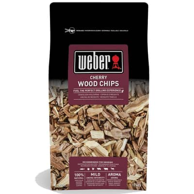 Weber� Cherry Wood Chips - 0.7kg