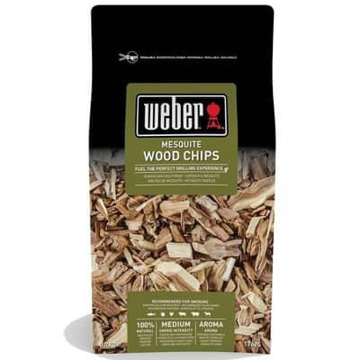 Weber� Mesquite Wood Chips - 0.7kg
