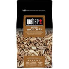 Weber® Whisky Oak Wood Chips - 0.7kg