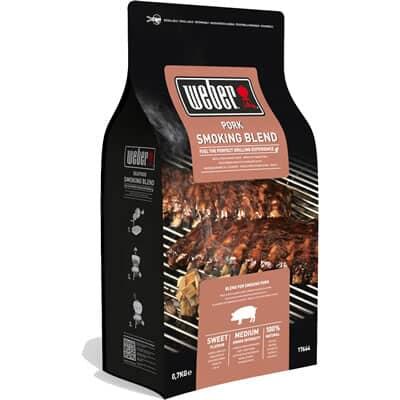Weber� Pork Wood Chips - 0.7kg