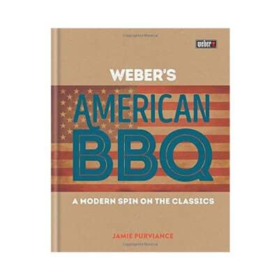 Weber� American Barbecue Cook book
