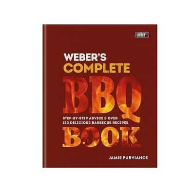 Weber� Complete BBQ Cook Book