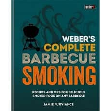 Weber� Complete BBQ Smoking Cook Book