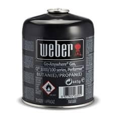 Weber Disposable Gas Canister - EN417 Valve