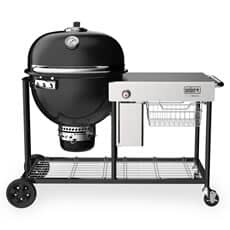Weber� Summit� Kamado S6 Charcoal Grill Centre