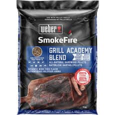 Weber� All-Natural Hardwood Pellets - Grill Academy Blend