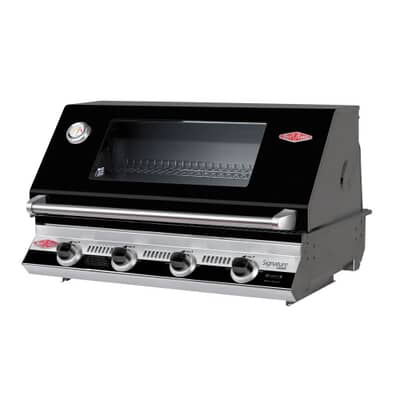 Beefeater Signature S3000E 4 Burner Black Gas BBQ