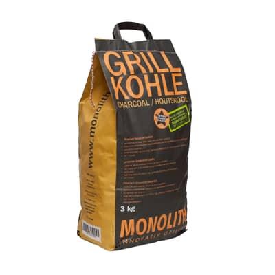 Monolith Kamado Charcoal 3kg Bag