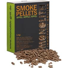 Monolith Smoker Pellets - Apple