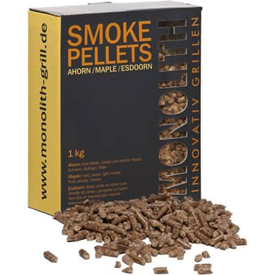 Monolith Kamado Smoker Pellets - Maple