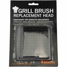 Monolith Grill Brush - Replacement Brush Head