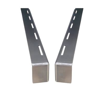 BeefEater Discovery 1100 Stainless Steel Built In Brackets