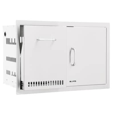 Bull 76cm Drawer/Door Combo