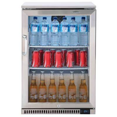 BeefEater Artisan Outdoor Fridge Single Door