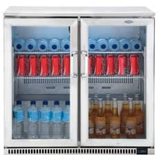 BeefEater Artisan Outdoor Fridge Double Door