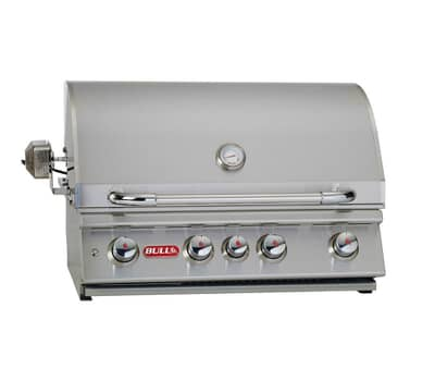 Bull Angus Built In Gas BBQ (Natural Gas)