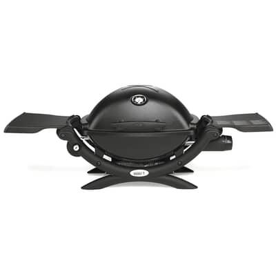 Weber® Q™ 1200 Black Gas BBQ