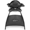 Weber Q 1200 Black with Stand Gas BBQ 3