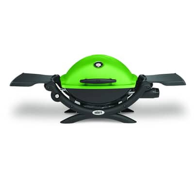 Weber� Q� 1200 Green Barbecue
