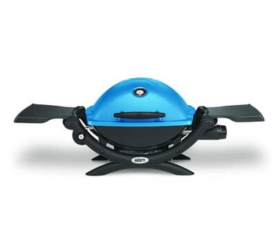 Weber� Q� 1200 Blue Gas BBQ
