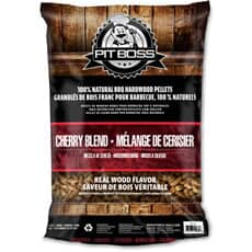 Pit Boss Grill Fuel All Natural Wood Pellets 9kg - Cherry Blend