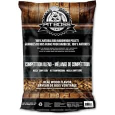 Pit Boss Grill Fuel All Natural Wood Pellets 9kg - Competiton Blend
