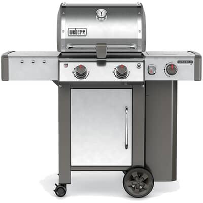 Weber� Genesis� II LX S-240� GBS� SS Gas BBQ