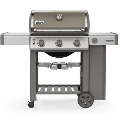 Weber Genesis II E-310 GBS Smoke Grey Gas BBQ