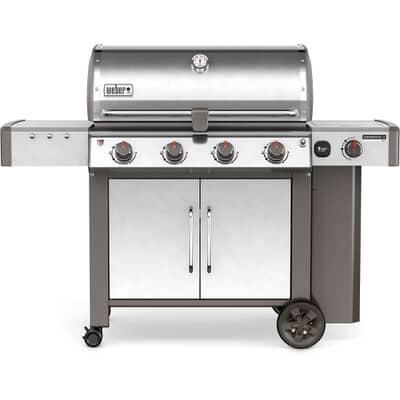 Weber® Genesis® II LX S-440™ GBS™ SS Gas BBQ
