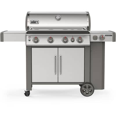 Weber® Genesis® II SP-435 GBS Stainless Gas BBQ