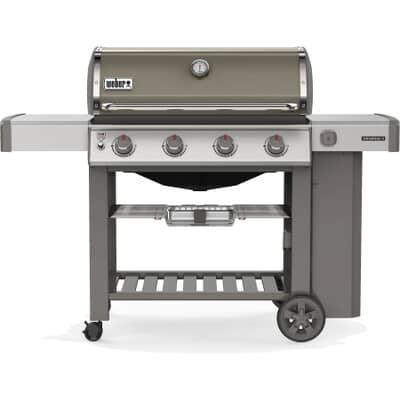 Weber® Genesis® II E-410™ GBS™ Smoke Grey 2019 Model