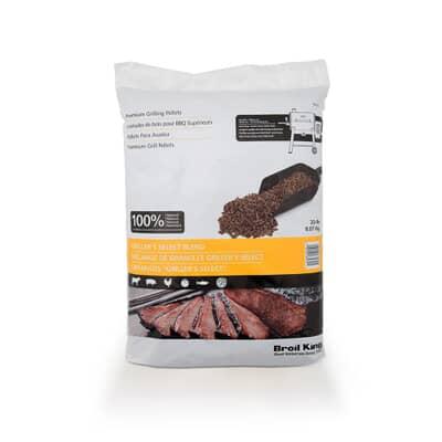 Broil King Premium Grilling Pellet - Grillers Select Blend
