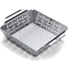 Weber� Deluxe Grilling Basket - Small